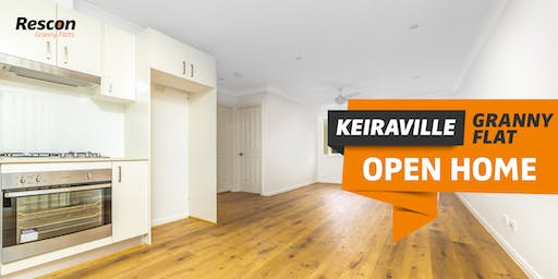 Keiraville Granny Flat Open Home