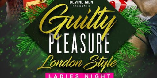 Devine men of choice Guilty Pleasure London
