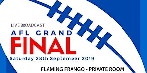 2019 AFL Grand Final Lunch