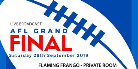 2019 AFL Grand Final Lunch  tickets