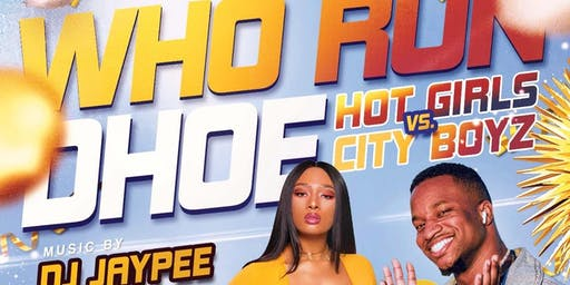 WHO RUN DHOE : UNC HOMECOMING KICKOFF PARTY/ GREG DAVIS BIRTHDAY BASH