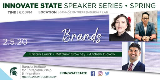 Innovate State: Brands Edition