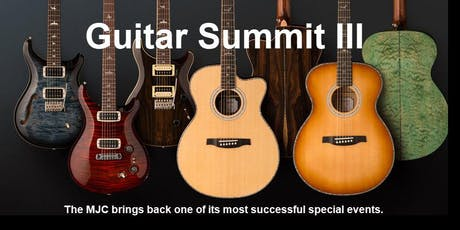 Miami Jazz Cooperative GUITAR SUMMIT III tickets