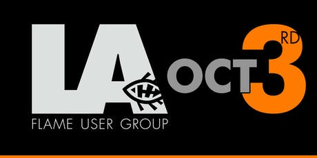 Flame User Group - October 2019 tickets