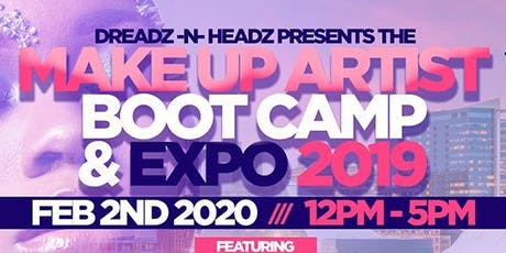 Makeup Artist Boot Camp & Expo tickets