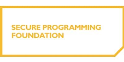 Secure Programming Foundation 2 Days Training in Frankfurt