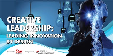 Creative Leadership: Leading Innovation by Design tickets