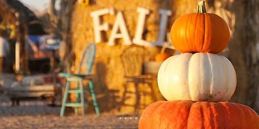 Client & Friends Pumpkin Patch Party