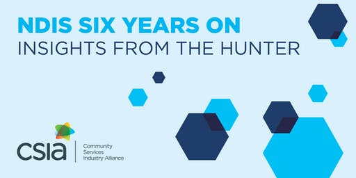 NDIS six years on: insights from the Hunter