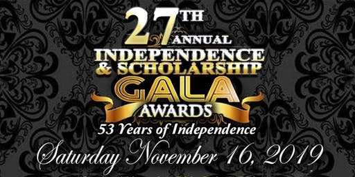 27th Annual Independence and Scholarship Gala