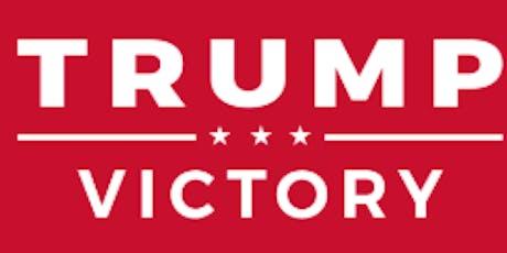 Trump Victory Voter Registration Training tickets