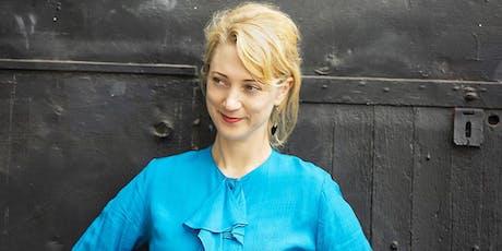 Author Talk with Meg Mundell tickets