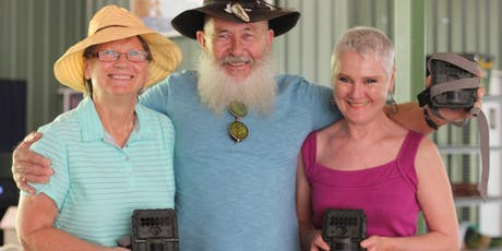 On ground camera trapping workshop and landholder gathering tickets