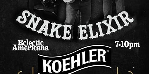 Music Fest Saturday at Koehler Brewing Ellwood City No Cover