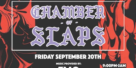 Chamber of Slaps tickets