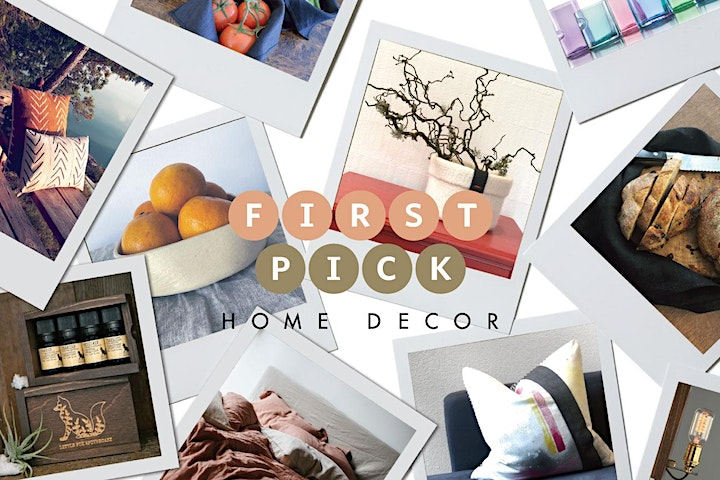 First Pick Handmade Home Decor and Lifestyle Market image