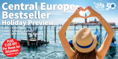 Central Europe Bestseller Holiday Preview