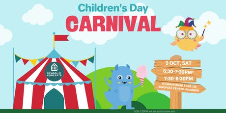 Children's Day Carnival tickets