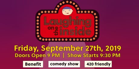 Laughing on the Inside Friday, September 27th, 2019 tickets