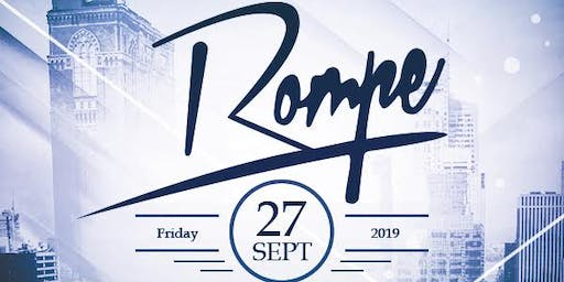 ROMPE party Hip Hop and Reggaeton music at Holy Cow Nightclub