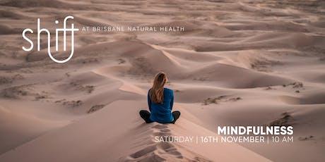 Mindfulness - Brisbane tickets
