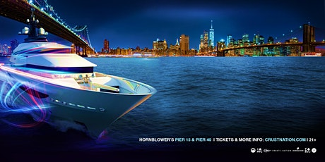 NYC #1 Statute of Liberty Yacht Cruise Manhattan Boat Party tickets