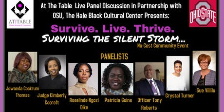 ATT's First Annual Domestic Violence Awareness Live Women's Panel Event tickets