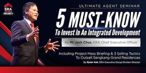 (UAS) 5 Must-Know to Invest in an Integrated Development - By CEO Jack Chua