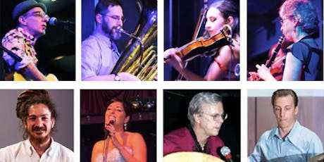 SHALOM/SALAAM: A Celebration of Jewish and Arabic Music tickets