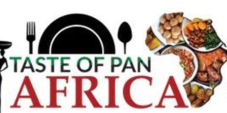 California Pan African Food and Fashion tickets