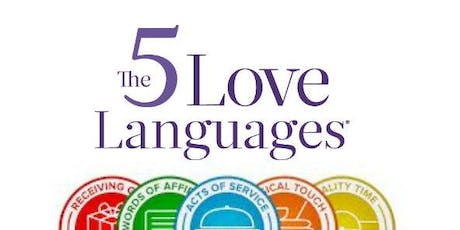 The Five Love Languages Workshop tickets