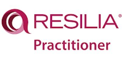RESILIA Practitioner 2 Days Training in Frankfurt