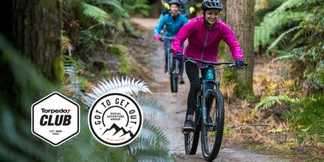 Torpedo7 Free Beginner Mountain Bike Ride: Christchurch Adventure Park w/ GTGO tickets