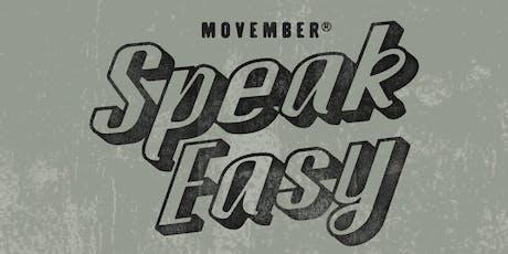 Movember SpeakEasy - Launceston tickets