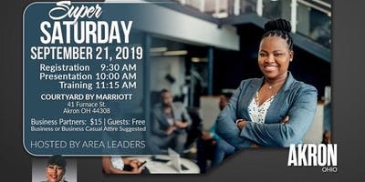 Super Saturday - Travel Business Opportunity Conference, Akron, OH