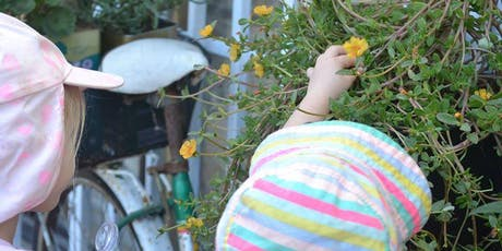 Garden therapy for bushfire affected children tickets