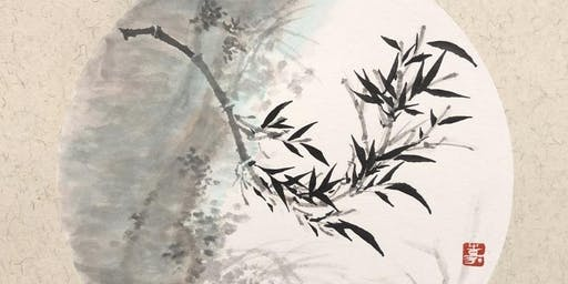 Bamboo in Ink  Workshop with Silka Huang@Art Classes Brisbane