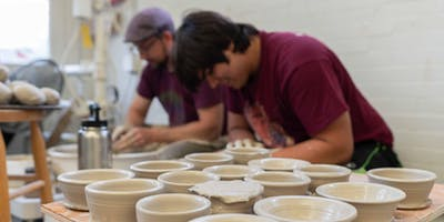 ***** Session 6: Beginning Pottery - SAT AM