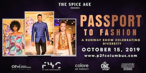 Passport to Fashion: Celebrating Diversity