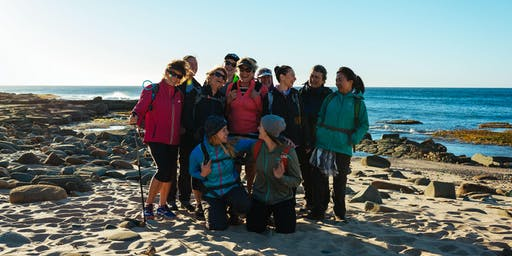 Women's Otford Coastal Hike // Sunday 22nd March