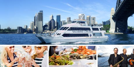 Sydney Seafood & Carvery Harbour Lunch Cruise tickets