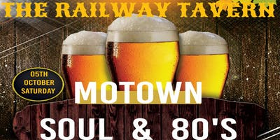 Motown sul & 80s night stratford