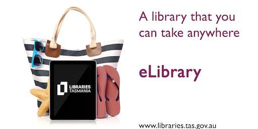E-Books & E-Magazines @ Ravenswood Library