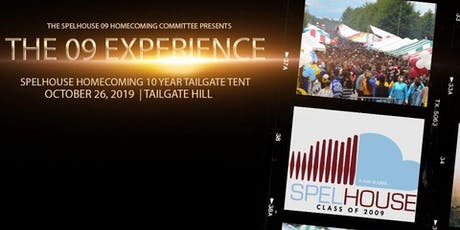 The 09 Experience - 10 Year Anniversary Tailgate Tent & Recap Brunch tickets