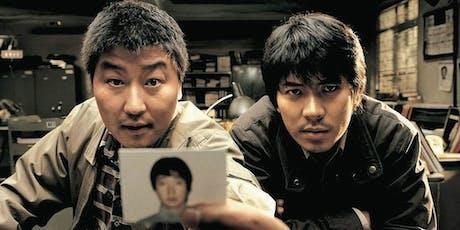 [Memories of Murder] Bong Joon-ho Restrospective  tickets