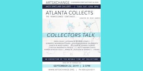 Atlanta Collects, The Renaissance Continues Collectors Talk tickets
