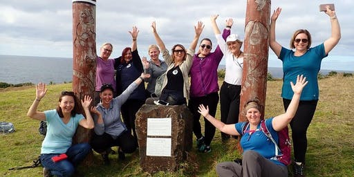 Women's Kiama Coast Walk // Saturday 28th March