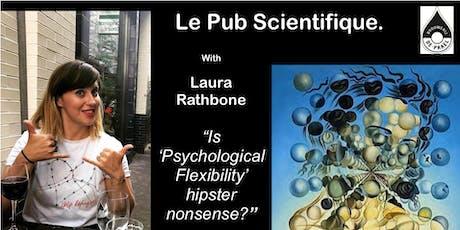 Le Pub Scientifique NL #10 Laura Rathbone tickets