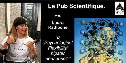 Le Pub Scientifique NL #10 Laura Rathbone