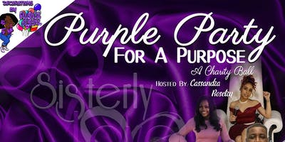 Purple Party For A Purpose